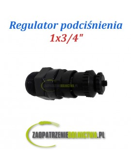 REGULATOR 300 PLASTIKOWY 1""