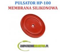 MEMBRANA SILIKONOWA PULSATORA HP-100