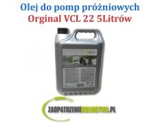 """OLEJ DO DOJARKI GEA WESTFALIA """"VCL 22"""" 5 Litrów"""