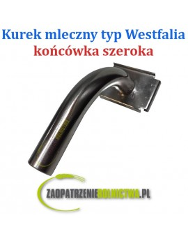 KUREK MLECZNY WF SZEROKI 52mm