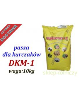 KURCZAK DKM-1 UNIPASZ 10kg