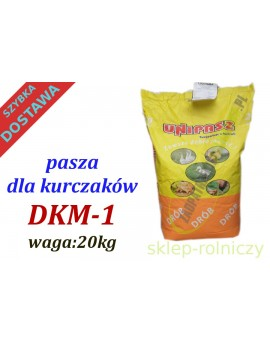 KURCZAK DKM-1 UNIPASZ 20kg