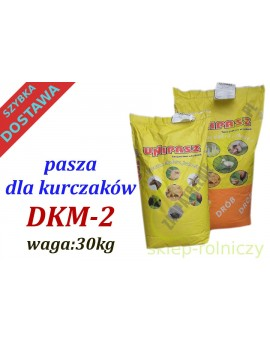 KURCZAK DKM-2 UNIPASZ 30kg