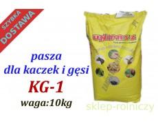 KACZKA GĘŚ KG1 UNIPASZ 10kg