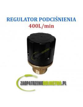"REGULATOR PODCIŚNIENIA 1"" 400L/min"