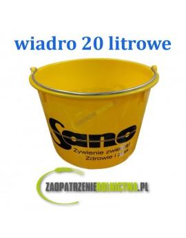 WIADRO 20 litrowe SANO