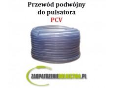 Przewód podwójny podciśnienia PVC 2x 7/13, 25m