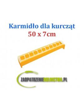 KARMNIK DLA PISKLĄT 50x7cm