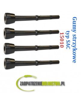 Gumy strzykowe typ SAC 15010 14 mm, 4 szt.