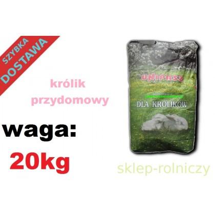 PASZA UNIPASZ KRÓLIK KDT 20kg