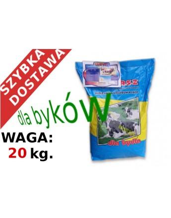 UNIVIT OPAS 20kg WITAMINY DLA BYKÓW