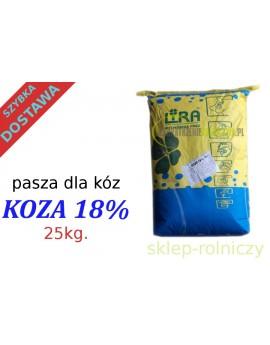 KOZA 18% 25kg LIRA