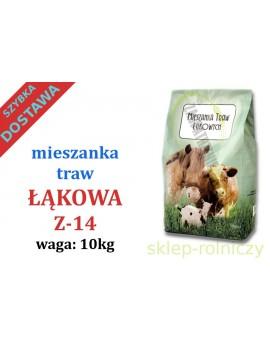 TRAWA ŁĄKOWA 10kg