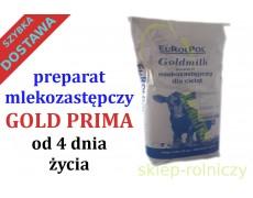 GOLD PRIMA 20KG MLEKO OD 4 DNIA