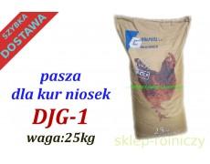 PASZA DLA KUR NIOSKA-2 25KG KRUSZONKA FERM-PASZ