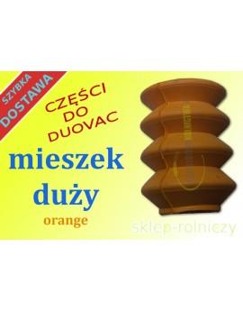 MIESZEK MAŁY orange DUOVAC-a