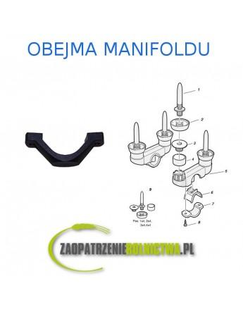 USZCZELKA RURY MANIFOLDU