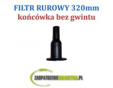 KOŃCÓWKA Z GWINTEM FILTRA 320mm