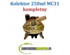 KOLEKTOR 250ml MC31 KOMPLETNY