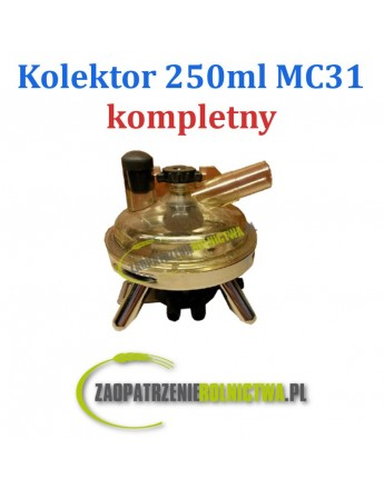 KOLEKTOR 250ml MC31 KOMPLETNY