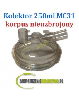 Korpus Dolny Kolektora 250ml Nieuzbrojony typ MC-31