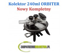 KOLEKTOR 240ml ORBITER KOMPLETNY