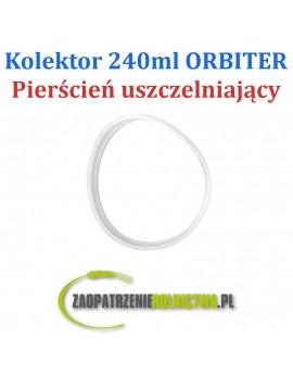Pierścień uszczelniający silikonowy Kolektora 240ml