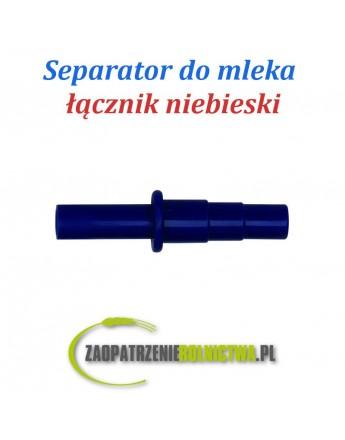 ŁĄCZNIK SEPARATORA NIEBIESKI