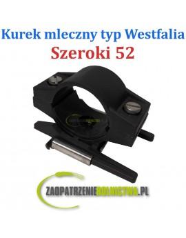 KUREK MLECZNY WF SZEROKI 40mm