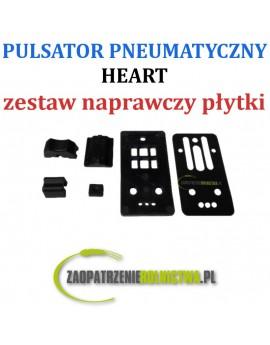 ZESTAW NAPRAWCZY PULSATORA PNEUMATYCZNEGO 6-EL HEART