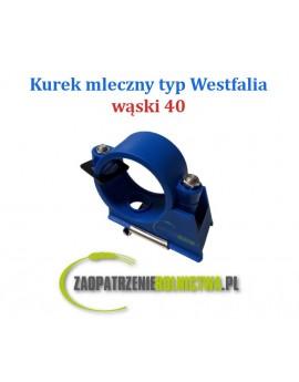 KUREK MLECZNY WF WĄSKI 40mm