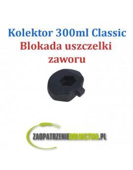 Kolektor 300ml Classic - blokada uszczelki zaworu