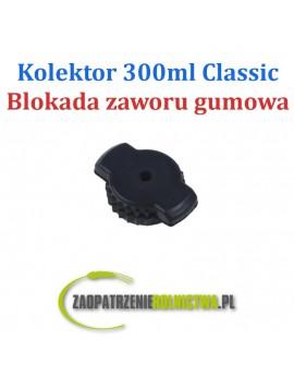 Kolektor 300ml Classic - blokada zaworu zamykającego