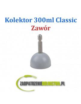 Kolektor 300ml Classic - zawór zamykający