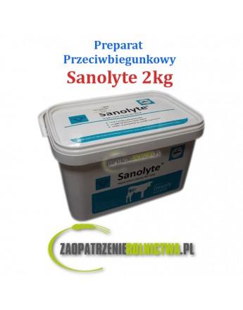 SANOLYTE 2KG NAPÓJ ELEKTROLITOWY
