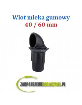 WLOT MLEKA GUMOWY 52 / 60 mm