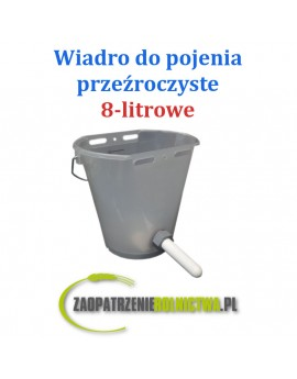 WIADRO DO POJENIA 12L