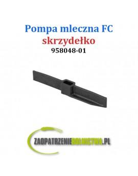 SKRZYDEŁKO POMPY MLECZNEJ FC