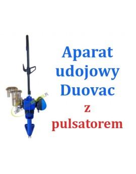 DUOVAC kompletny z pulsatorem pneumatycznym L90