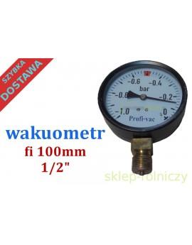 Wakuometr Mały 63mm