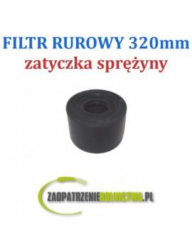 KOREK ZAŚLEPKA SPRĘŻYNY FILTRA 320mm