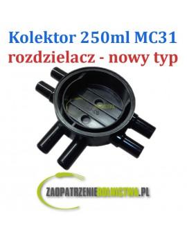 Rozdzielacz Kolektora 250ml nowy typ MC-31